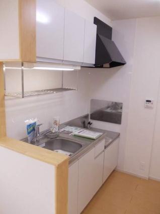 グランカーサ[1LDK/43.8m2]のキッチン