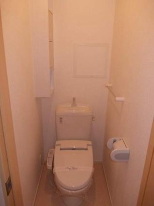 グランカーサ[1LDK/43.8m2]のトイレ