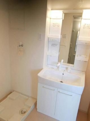 グランカーサ[1LDK/43.8m2]の洗面所