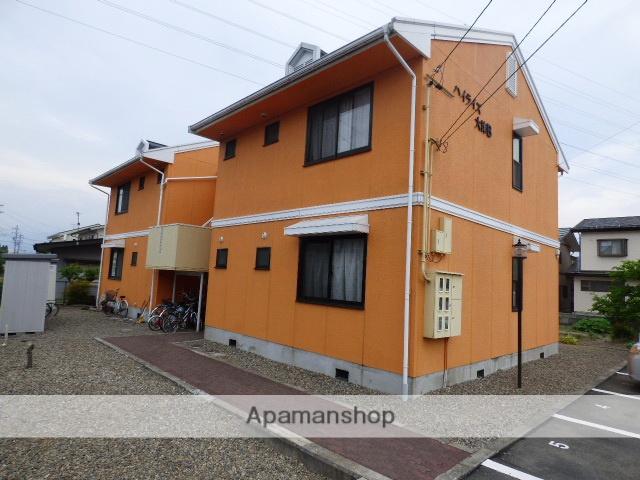 長野県長野市、北長野駅徒歩20分の築26年 2階建の賃貸アパート