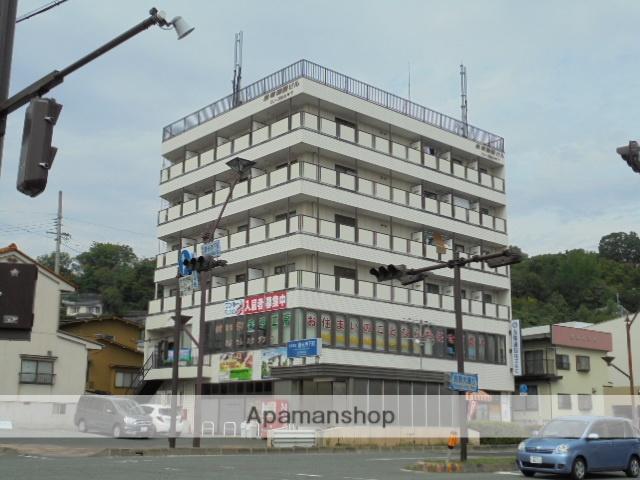 長野県長野市、権堂駅徒歩9分の築28年 6階建の賃貸マンション