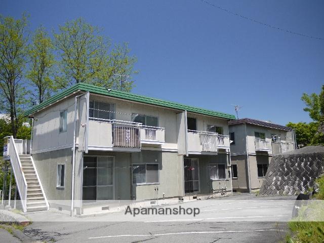 長野県茅野市、茅野駅徒歩20分の築27年 2階建の賃貸アパート