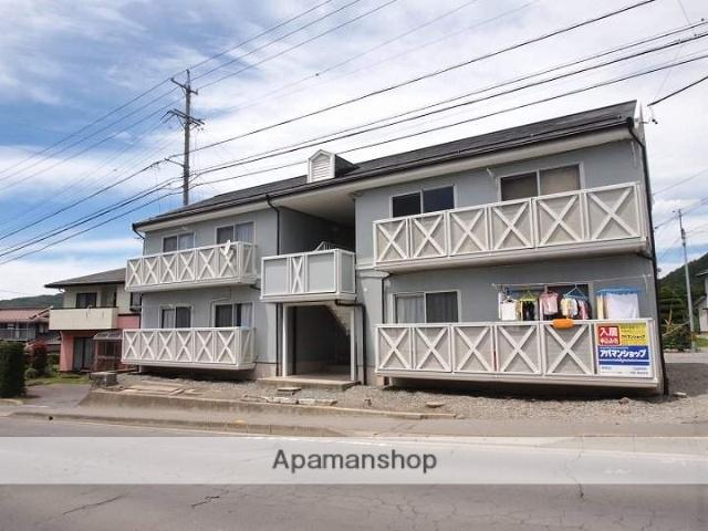 長野県茅野市、茅野駅バス15分辻屋前下車後徒歩3分の築26年 2階建の賃貸アパート