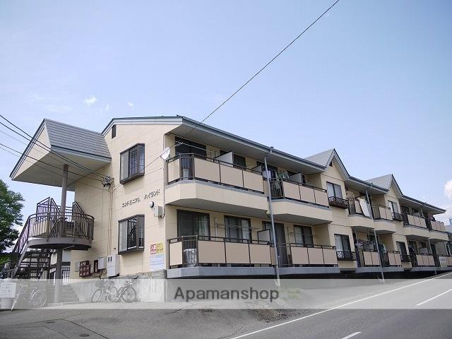 長野県諏訪郡富士見町、富士見駅徒歩5分の築25年 2階建の賃貸アパート