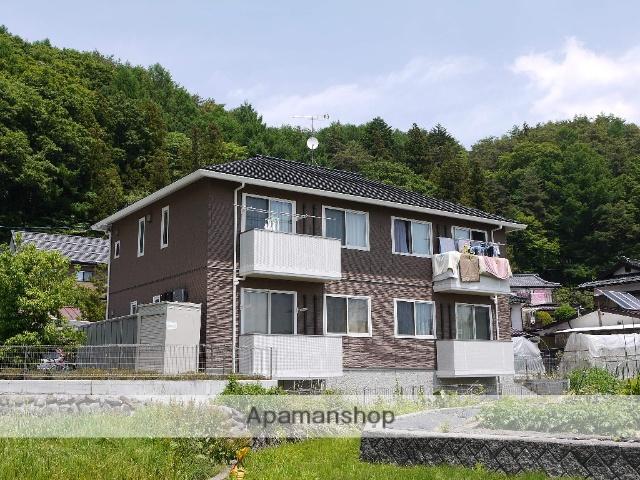 長野県茅野市、茅野駅徒歩20分の築4年 2階建の賃貸アパート