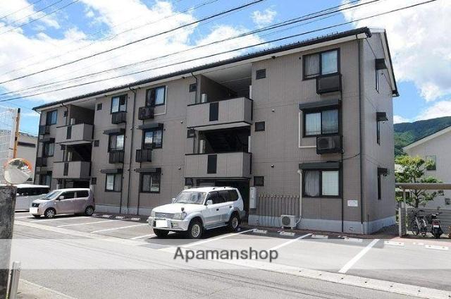 長野県茅野市、茅野駅徒歩15分の築16年 3階建の賃貸アパート