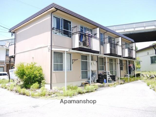 長野県茅野市、茅野駅徒歩25分の築32年 2階建の賃貸アパート