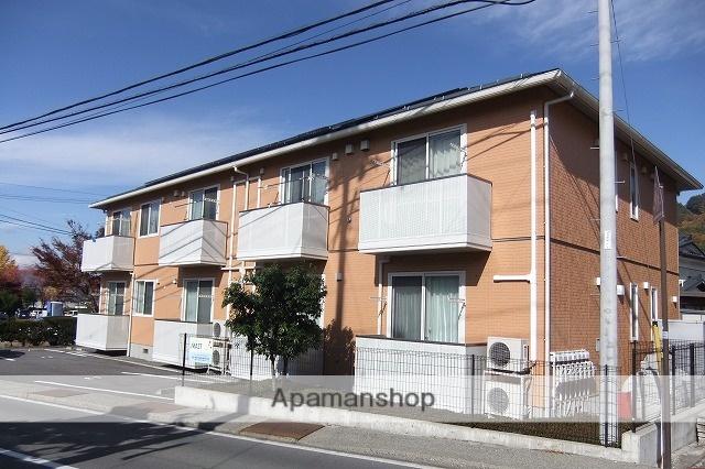 長野県茅野市、茅野駅徒歩5分の築8年 2階建の賃貸アパート
