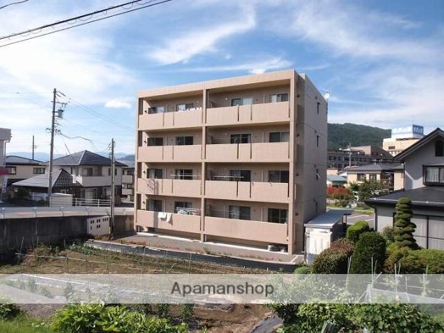 長野県茅野市、茅野駅徒歩7分の築5年 4階建の賃貸マンション