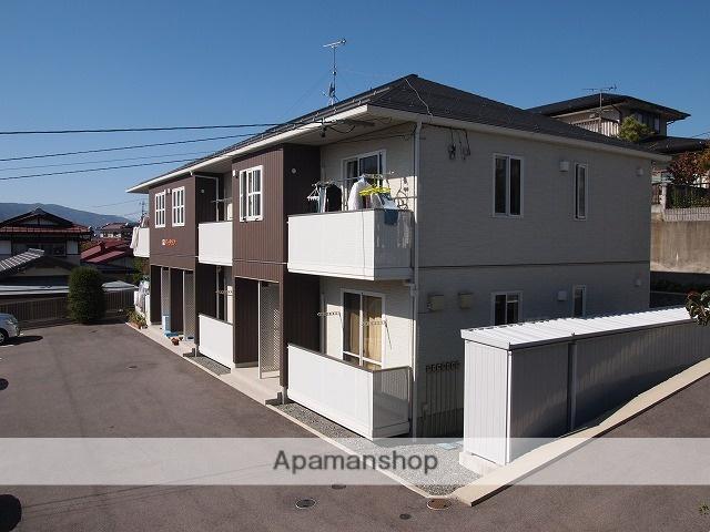 長野県茅野市、茅野駅徒歩25分の築8年 2階建の賃貸アパート