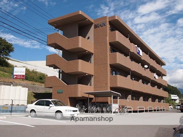 長野県茅野市、茅野駅バス12分長倉下車後徒歩2分の築13年 4階建の賃貸マンション