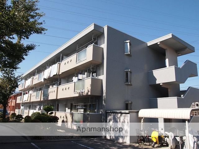 長野県茅野市、茅野駅徒歩12分の築17年 3階建の賃貸マンション