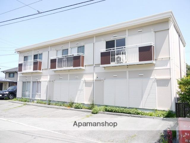 長野県茅野市、茅野駅徒歩20分の築28年 2階建の賃貸アパート