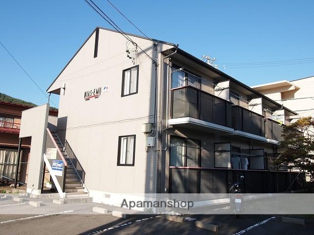 長野県茅野市、茅野駅徒歩10分の築21年 2階建の賃貸アパート