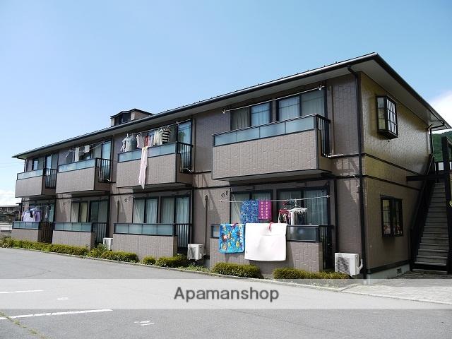 長野県茅野市、茅野駅徒歩10分の築22年 2階建の賃貸アパート