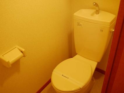 レオパレスケンズ スター[1K/23.18m2]のトイレ