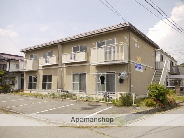 長野県諏訪郡富士見町、富士見駅徒歩17分の築27年 2階建の賃貸アパート
