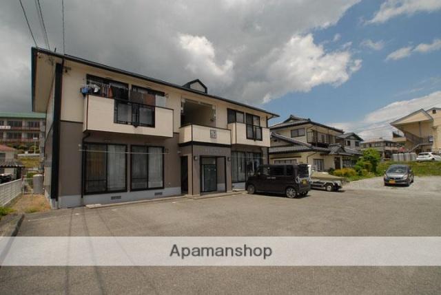 長野県諏訪郡富士見町、富士見駅徒歩4分の築23年 2階建の賃貸アパート