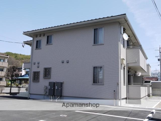 長野県茅野市、茅野駅徒歩9分の築1年 2階建の賃貸アパート
