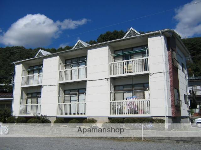 長野県茅野市、茅野駅徒歩8分の築29年 2階建の賃貸アパート