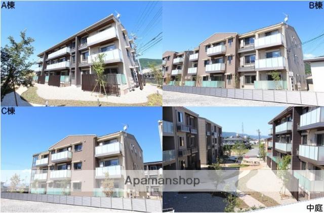 長野県茅野市、茅野駅徒歩10分の新築 3階建の賃貸マンション