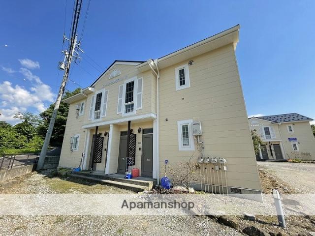 長野県諏訪郡原村、青柳駅徒歩67分の築17年 2階建の賃貸アパート