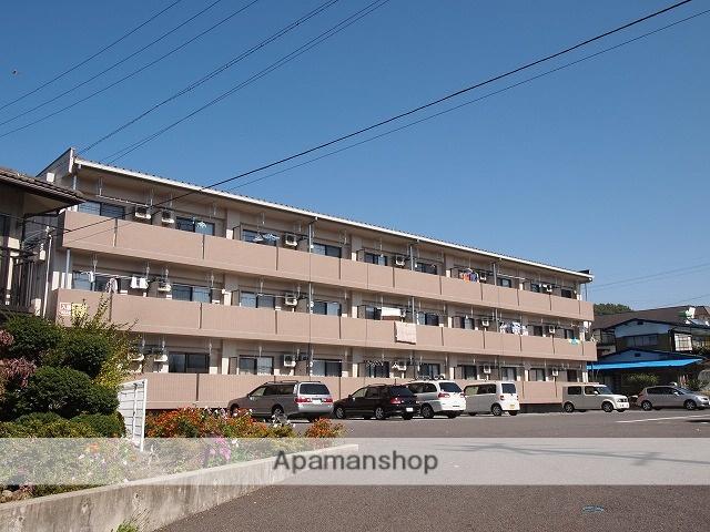 長野県茅野市、茅野駅徒歩10分の築19年 3階建の賃貸マンション