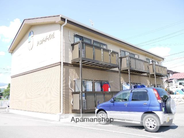 長野県茅野市、茅野駅徒歩55分の築18年 2階建の賃貸アパート