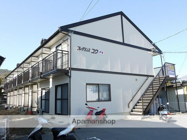 長野県茅野市、茅野駅徒歩15分の築24年 2階建の賃貸アパート