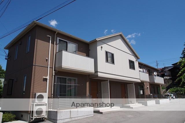 長野県茅野市、茅野駅徒歩6分の築7年 2階建の賃貸アパート
