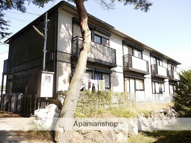 長野県諏訪郡富士見町、富士見駅バス7分開拓口下車後徒歩16分の築21年 2階建の賃貸アパート
