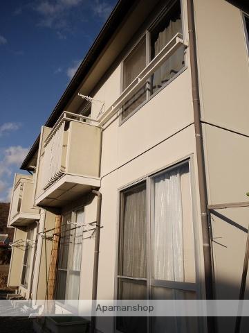長野県茅野市、茅野駅徒歩50分の築26年 2階建の賃貸アパート