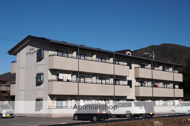 長野県茅野市、茅野駅徒歩10分の築18年 3階建の賃貸マンション
