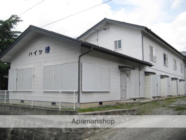 長野県茅野市、茅野駅徒歩75分の築25年 2階建の賃貸アパート