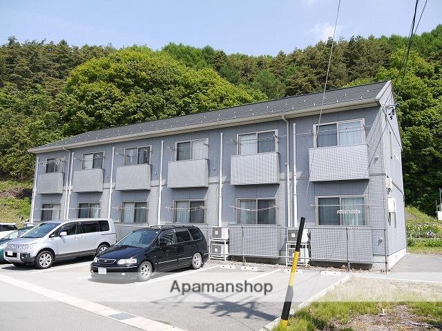 長野県茅野市、茅野駅徒歩30分の築12年 2階建の賃貸アパート