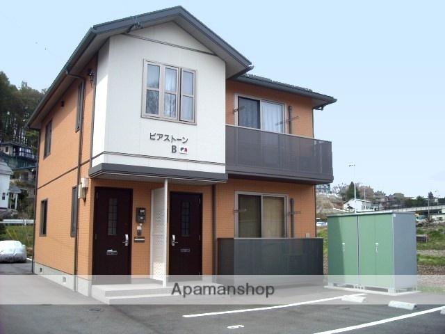 長野県茅野市、茅野駅徒歩42分の築10年 2階建の賃貸アパート