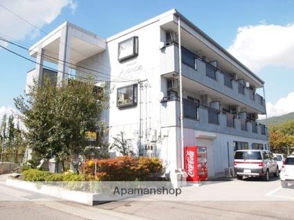 長野県茅野市、茅野駅徒歩15分の築14年 3階建の賃貸マンション