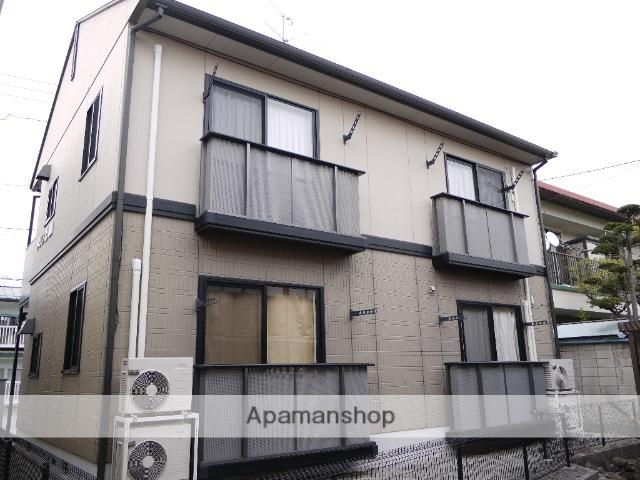 長野県茅野市、茅野駅徒歩4分の築15年 2階建の賃貸アパート