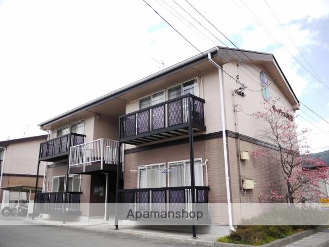 長野県茅野市、茅野駅徒歩21分の築20年 2階建の賃貸アパート