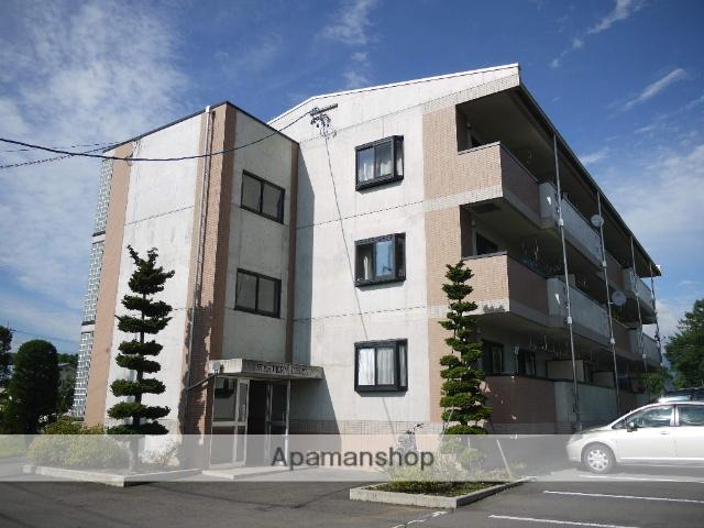 長野県茅野市、茅野駅バス20分日向入口下車後徒歩3分の築13年 3階建の賃貸マンション