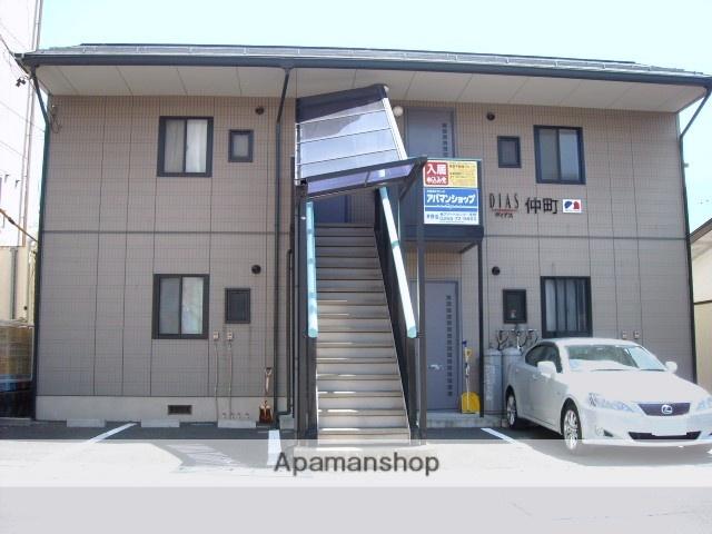 長野県茅野市、茅野駅徒歩3分の築19年 2階建の賃貸アパート