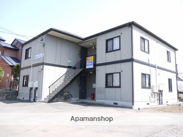 長野県茅野市、茅野駅徒歩39分の築14年 2階建の賃貸アパート