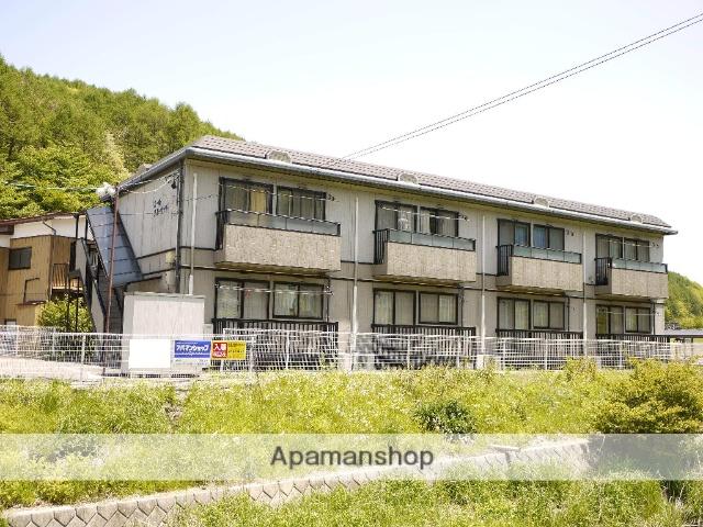 長野県茅野市、青柳駅徒歩4分の築20年 2階建の賃貸アパート