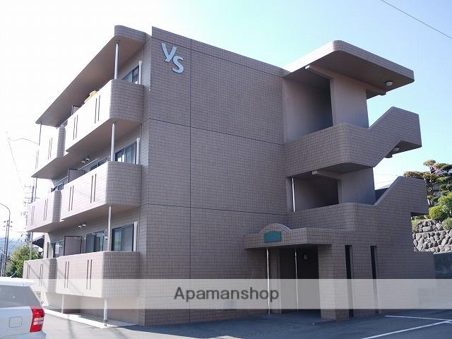 長野県茅野市、茅野駅徒歩15分の築18年 3階建の賃貸マンション