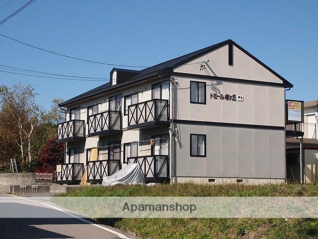 長野県諏訪郡富士見町、富士見駅徒歩10分の築21年 2階建の賃貸アパート