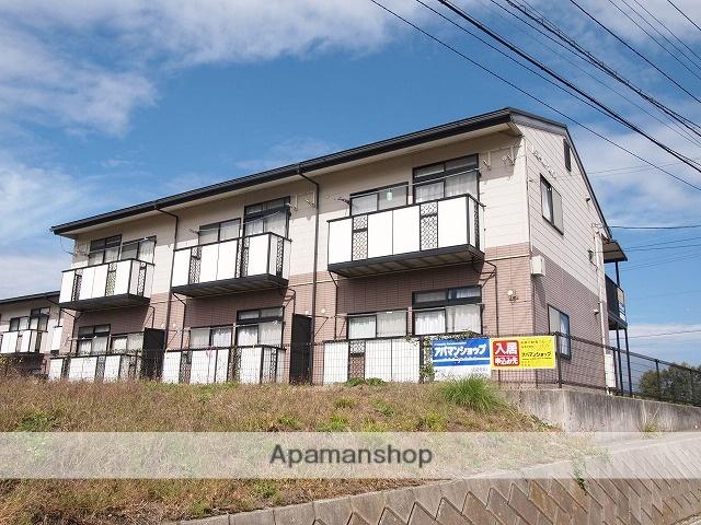 長野県茅野市、茅野駅諏訪バス(㈱)バス15分中央病院下車後徒歩7分の築17年 2階建の賃貸アパート