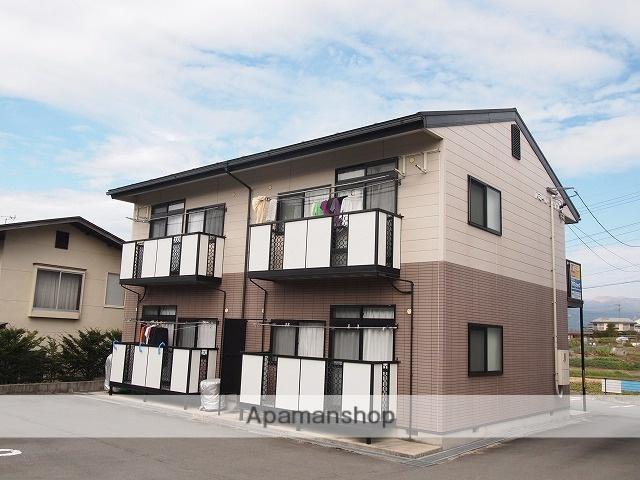 長野県茅野市、茅野駅バス15分中央病院下車後徒歩7分の築16年 2階建の賃貸アパート