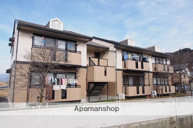 長野県茅野市、茅野駅徒歩20分の築22年 2階建の賃貸アパート