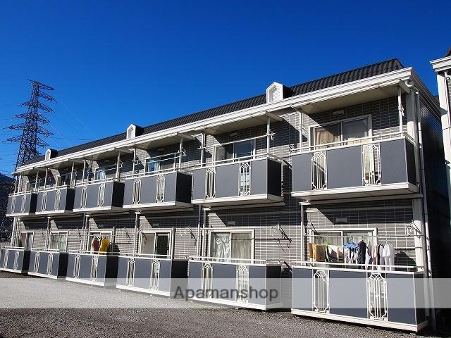 長野県茅野市、茅野駅徒歩10分の築25年 2階建の賃貸アパート