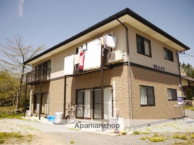 長野県諏訪郡富士見町、富士見駅徒歩18分の築14年 2階建の賃貸アパート